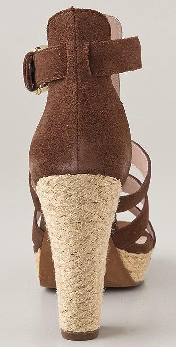 ROSEGOLD Pana T Strap Sandals