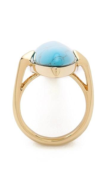Rose Pierre Le Midi Marquis Ring