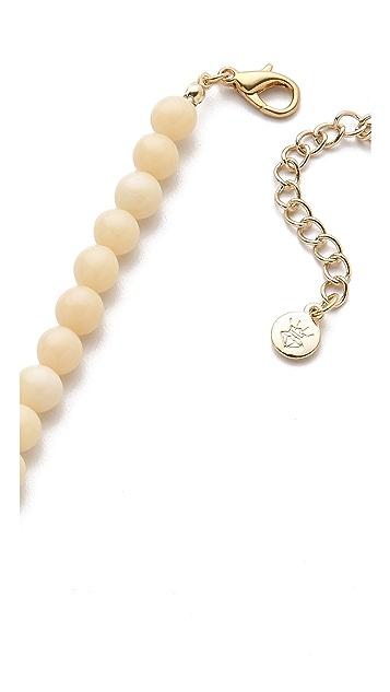 Rose Pierre Island Adventure Collar Necklace