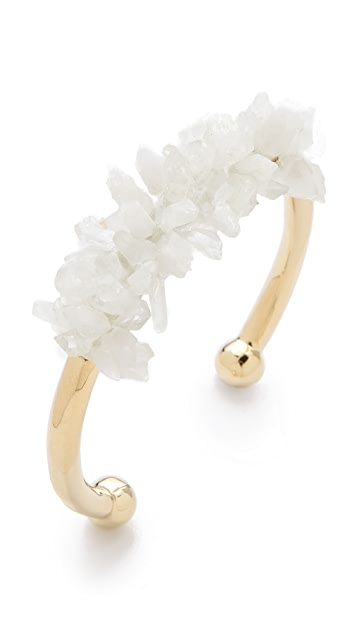 Rose Pierre Sparkling Sea Cuff