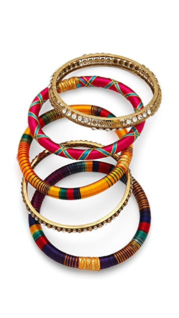Rosena Sammi Jewelry Monsoon Bangle Set
