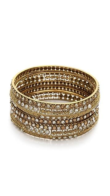 Rosena Sammi Jewelry Baroda Bangle Bracelets