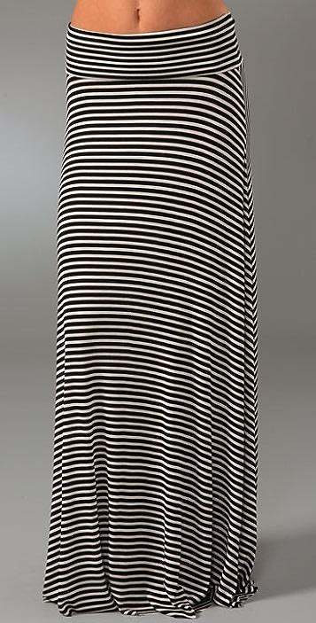 Rachel Pally Striped Long Skirt