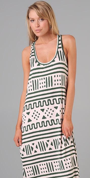 Rachel Pally Racer Tank Maxi Dress