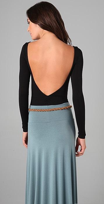 Rachel Pally Jersey Bodysuit