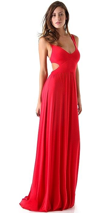 Rachel Pally Long Cutout Dress