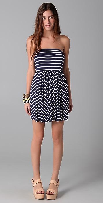 Rachel Pally Marley Strapless Mini Dress