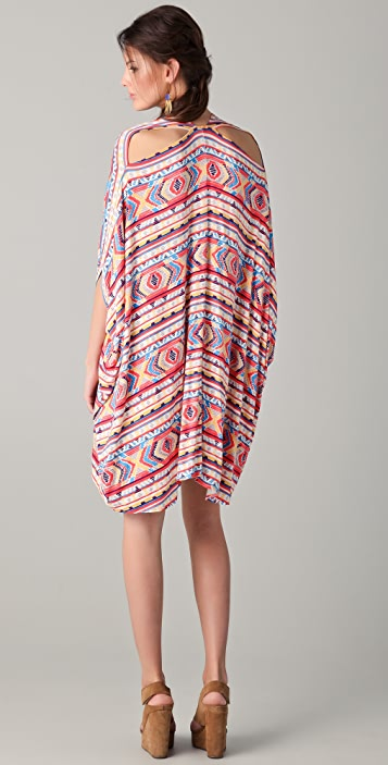 Rachel Pally Short Gwyneth Caftan Dress