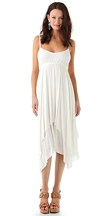 Rachel Pally Ribbed Clare Midi Dress