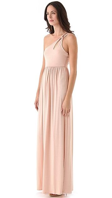 Rachel Pally Yuki One Shoulder Maxi Dress