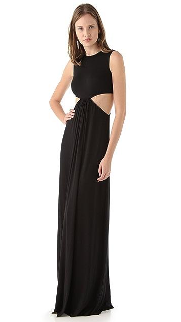 Rachel Pally Hope Cutout Maxi Dress