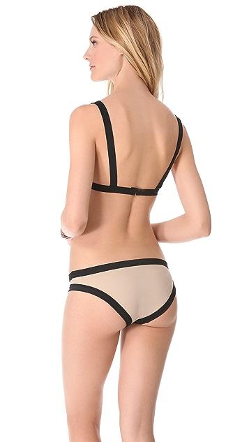 Rachel Pally Limon Bikini Top