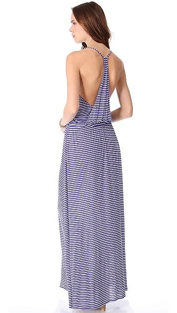 Rachel Pally Graciella Ribbed Maxi Dress
