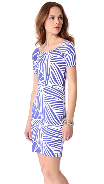 Rachel Pally Short Sleeve Jagger Dress