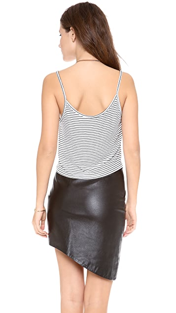 Rachel Pally Ribbed Easton Top