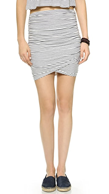 Rachel Pally Ribbed Brooks Skirt