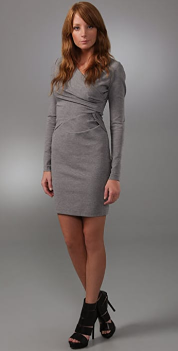 Robert Rodriguez Double Fold Knit Dress