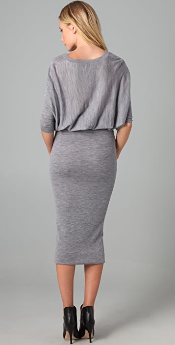 Robert Rodriguez Dolman Sweater Dress