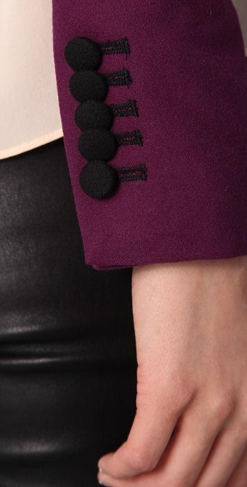 Robert Rodriguez Short Bow Jacket