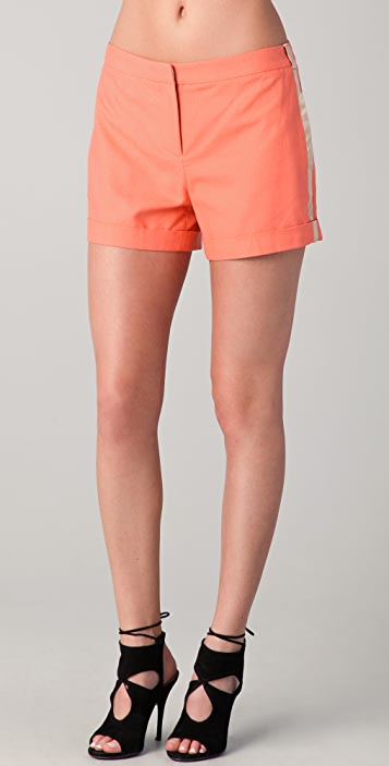 Robert Rodriguez Piped Shorts