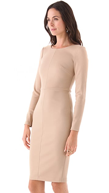 Robert Rodriguez Fitted Pencil Dress