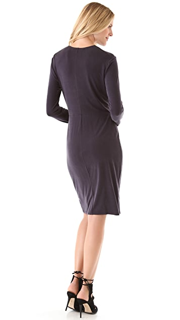 Robert Rodriguez Draped Dress