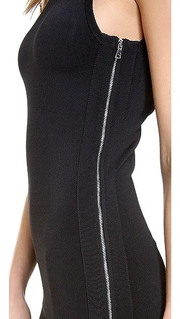 Robert Rodriguez Techno Knit Dress
