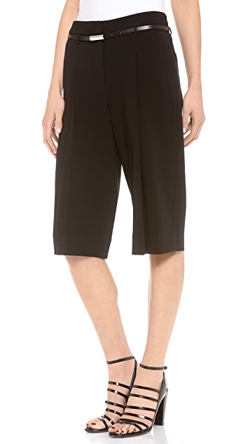 Robert Rodriguez Pleated Gaucho Pants