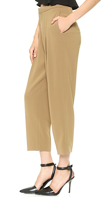 Robert Rodriguez Pleated Pants