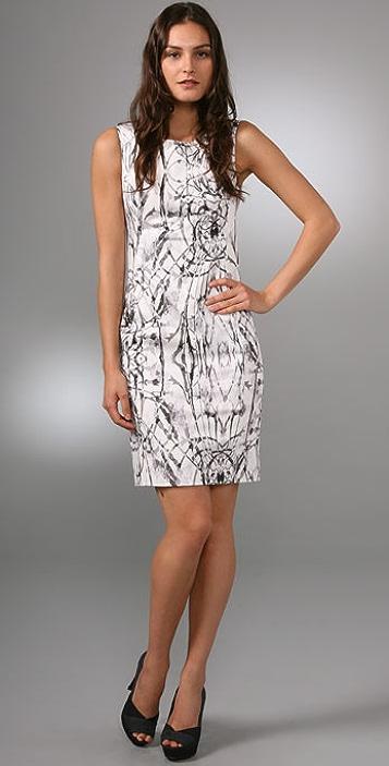 Rachel Roy Structured Dress