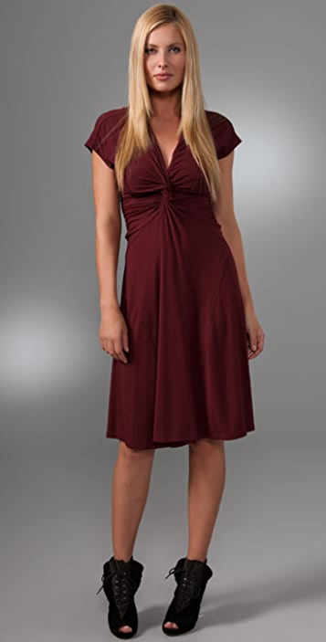 Rachel Roy Twist Drape Dress