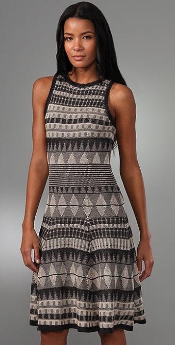 Rachel Roy Sleeveless Knit Dress