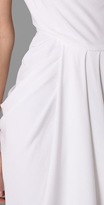 Rachel Roy Drape Dress