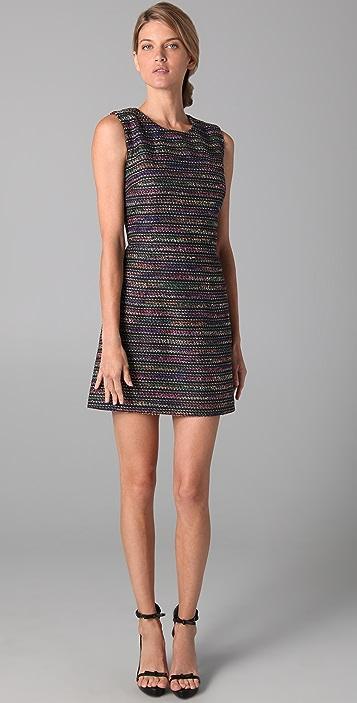 Rachel Roy Tweed Shift Dress