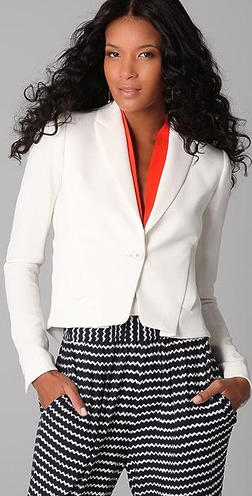 Rachel Roy Drape Back Jacket