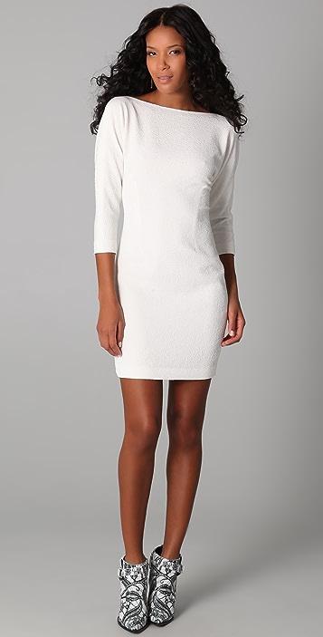 Rachel Roy Textured Sheath Dress