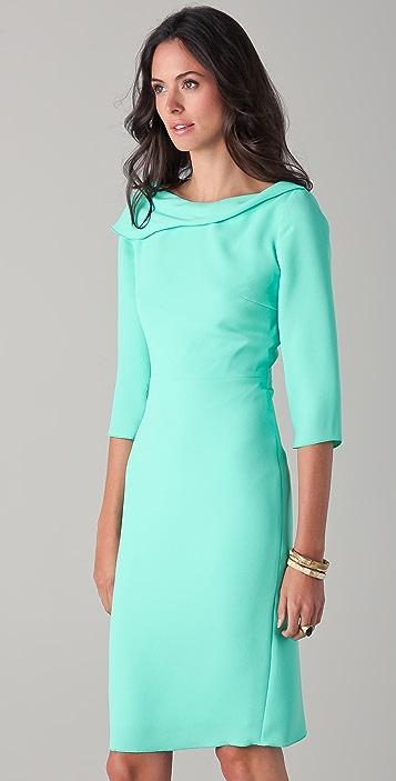Rachel Roy Drape Back Dress