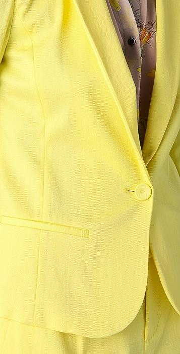 Rachel Roy Draped Jacket