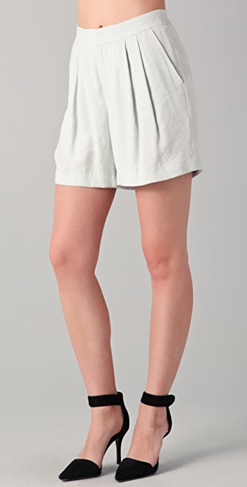 Rachel Roy Suiting Shorts