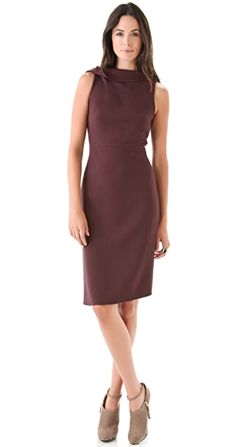 Rachel Roy Drape Neck Dress