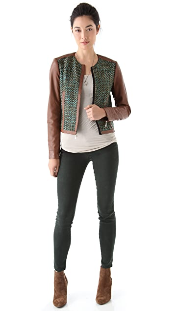 Rachel Roy Tweed Jacket
