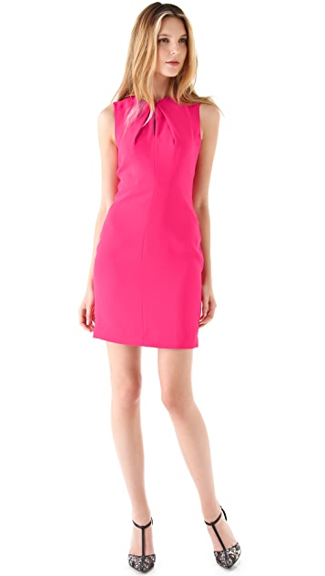 Rachel Roy Keyhole Sleeveless Dress