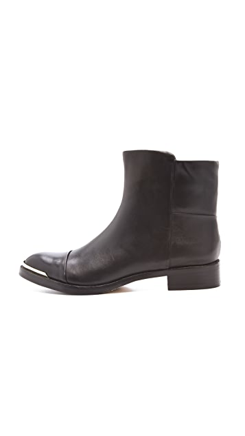 Rachel Roy Lana Flat Booties