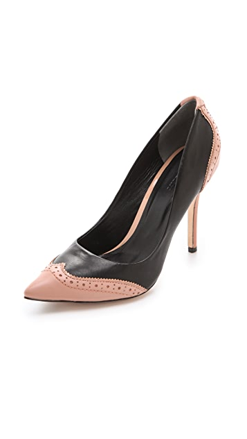 Rachel Roy Ana Brogue Pumps