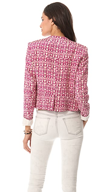 Rachel Roy Cropped Jacket