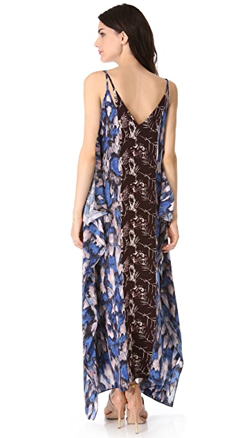 Rachel Roy Double Strap Gown