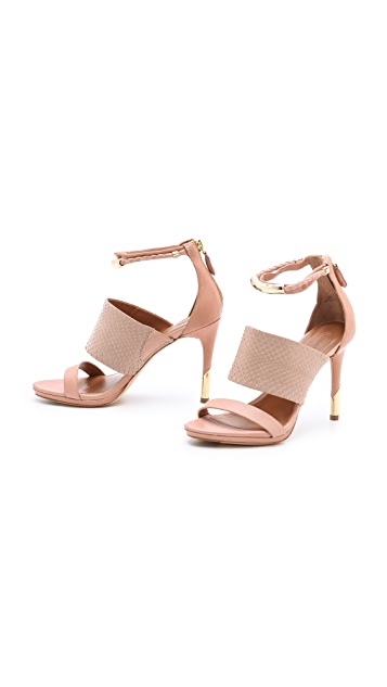 Rachel Roy Pavla Two Band Sandals
