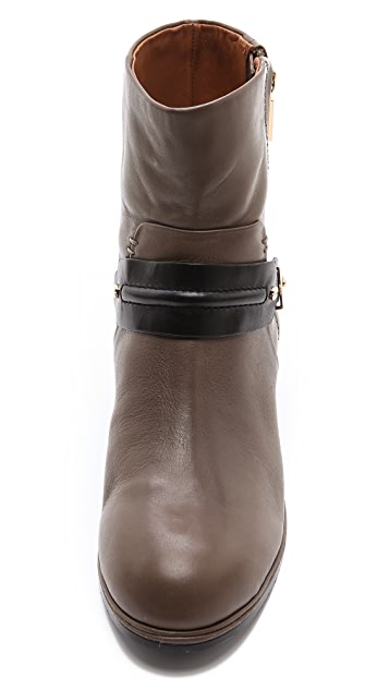 Rachel Roy Cruz Zip Booties