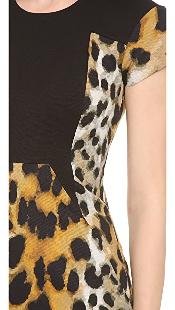 Rachel Roy Leopard Dress