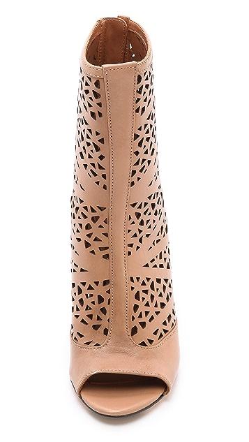 Rachel Roy Lexington Perforated Booties